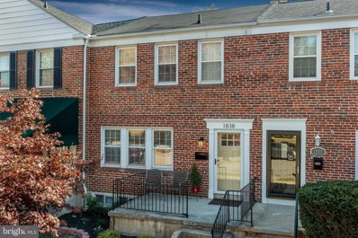1838 Glen Ridge Road, Baltimore, MD 21286 - #: MDBC478504