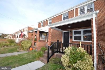 1953 Wareham Road, Baltimore, MD 21222 - #: MDBC478538