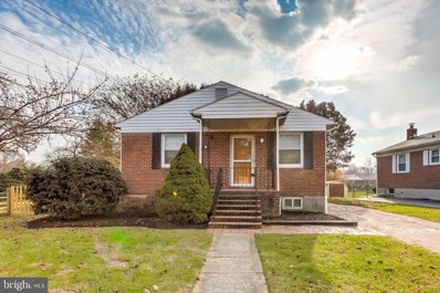 406 Saint Patrick Road, Baltimore, MD 21206 - #: MDBC479156