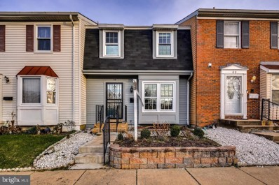 78 Mountain Green Circle, Baltimore, MD 21244 - #: MDBC479230