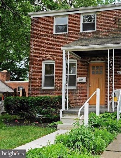 1655 Naturo Road, Baltimore, MD 21286 - #: MDBC479326