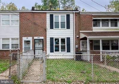 341 Bigley Avenue, Halethorpe, MD 21227 - #: MDBC479330