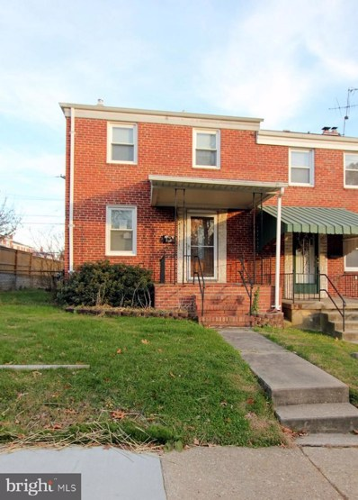 8621-A Oakleigh Road, Baltimore, MD 21234 - MLS#: MDBC479632