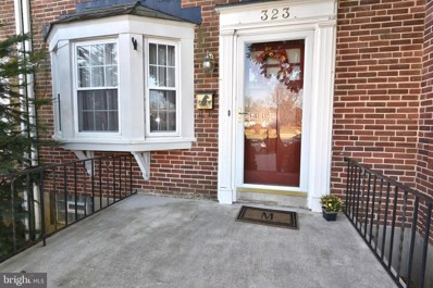 323 Old Trail Road, Baltimore, MD 21212 - #: MDBC479696