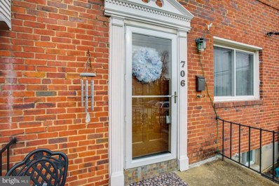 706 Eastshire Drive, Baltimore, MD 21228 - MLS#: MDBC479716