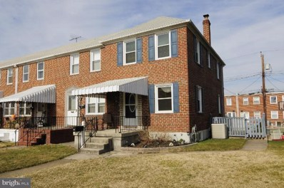 6822 Duluth Avenue, Baltimore, MD 21222 - #: MDBC479812