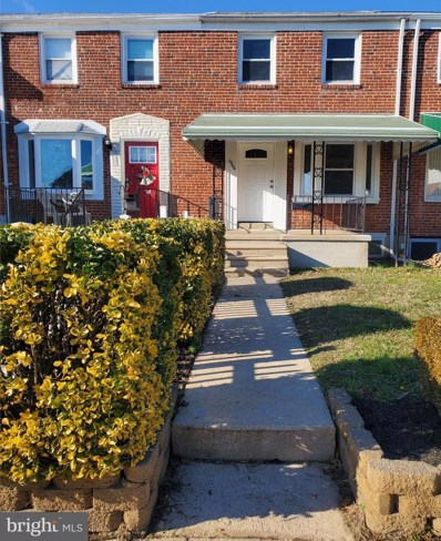 1946 Dineen Drive, Baltimore, MD 21222 - #: MDBC479956