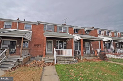 7902 Wallace Road, Baltimore, MD 21222 - #: MDBC480204