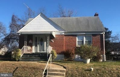 3511 Woodmoor Road, Baltimore, MD 21207 - #: MDBC480338