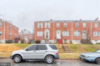 1722 Red Oak Road, Baltimore, MD 21234 - #: MDBC480686