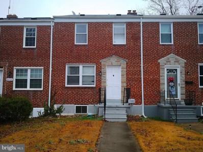 8413 Willow Oak Road, Baltimore, MD 21234 - #: MDBC480942