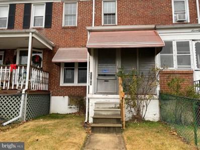 7806 St Fabian Lane, Baltimore, MD 21222 - #: MDBC481666