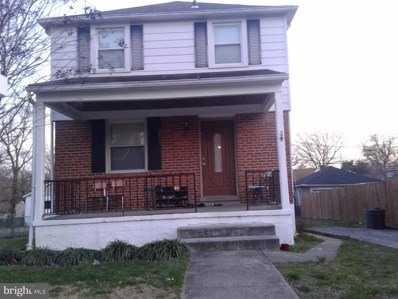 4413 Hillside Avenue, Baltimore, MD 21229 - #: MDBC481678