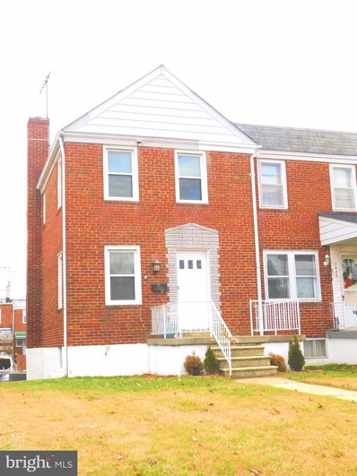 7451 Holabird Avenue, Baltimore, MD 21222 - #: MDBC481732