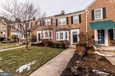 340 Old Trail Road, Baltimore, MD 21212 - #: MDBC482066
