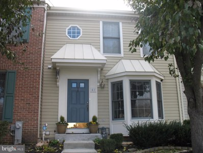 41 Cedarcone Court, Baltimore, MD 21236 - #: MDBC482156