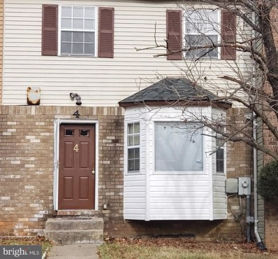 4 Mainview Court, Randallstown, MD 21133 - #: MDBC482260