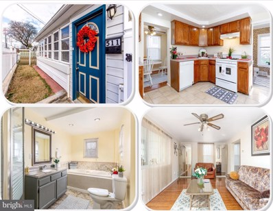 511 Old North Point Road, Baltimore, MD 21224 - #: MDBC483846
