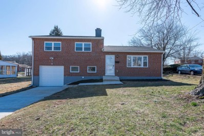 7803 Carmel Circle, Baltimore, MD 21244 - MLS#: MDBC483978