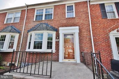 31 Regester Avenue, Baltimore, MD 21212 - #: MDBC484060