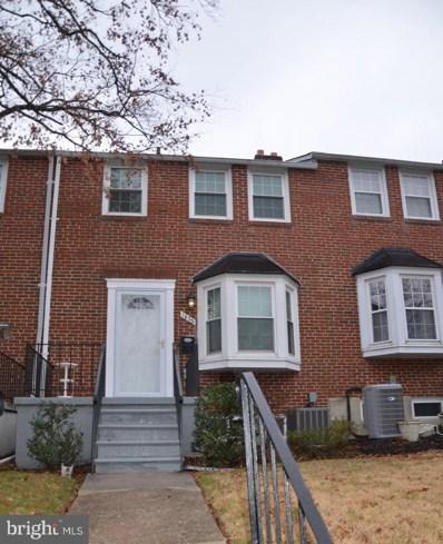 1635 Aberdeen Road, Baltimore, MD 21286 - #: MDBC484118