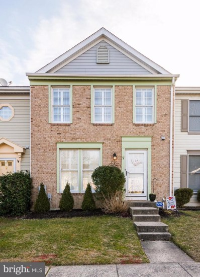 7 Redfield Court, Baltimore, MD 21236 - #: MDBC484288
