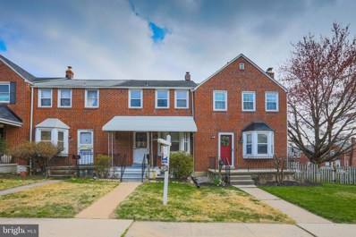 8421 Pleasant Plains Road, Towson, MD 21286 - #: MDBC484816