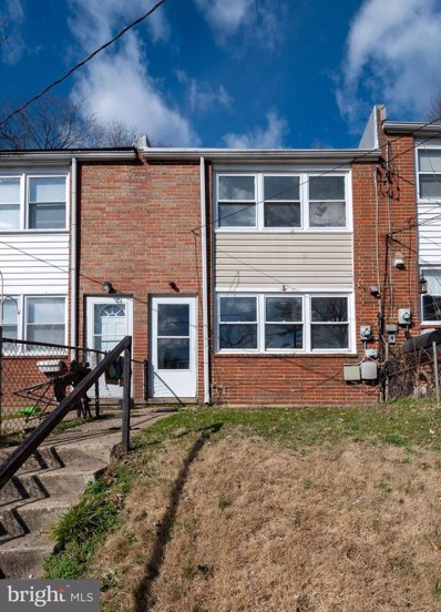 414 Burbank Court, Halethorpe, MD 21227 - #: MDBC484822