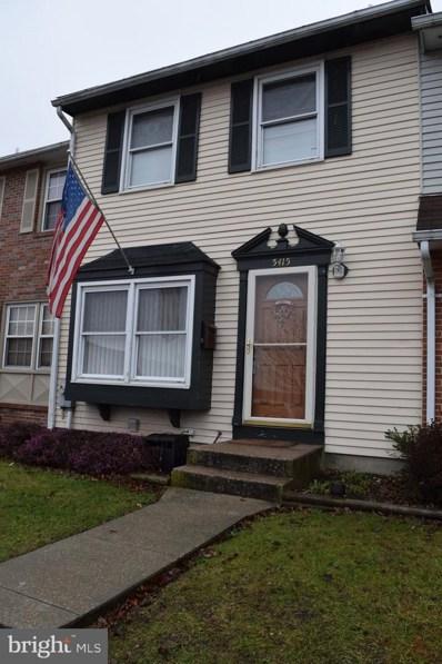 5415 Princess Drive, Baltimore, MD 21237 - #: MDBC485002
