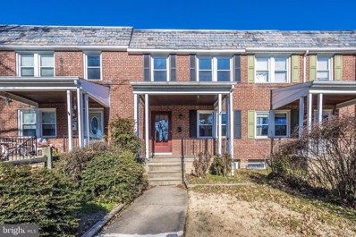 222 Westshire Road, Baltimore, MD 21229 - #: MDBC486814