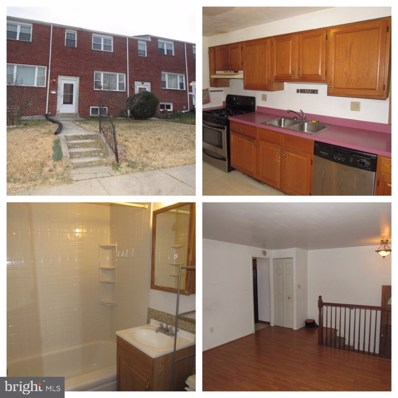913 Regina Drive, Baltimore, MD 21227 - #: MDBC486832