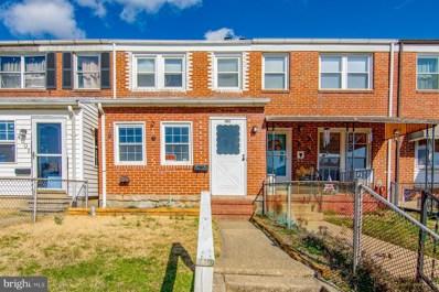 4003 St Augustine Lane, Baltimore, MD 21222 - #: MDBC487052