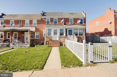 7004 Conley Street, Baltimore, MD 21224 - #: MDBC487586