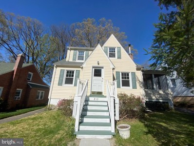 218 Glenmore Avenue, Baltimore, MD 21228 - #: MDBC487750
