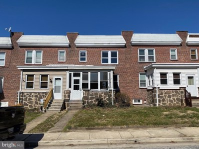 6734 Woodley Road, Baltimore, MD 21222 - #: MDBC488136
