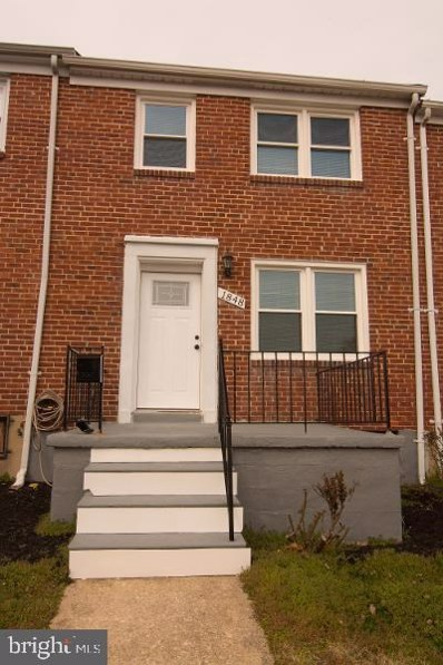 1848 Yakona, Baltimore, MD 21234 - #: MDBC488590