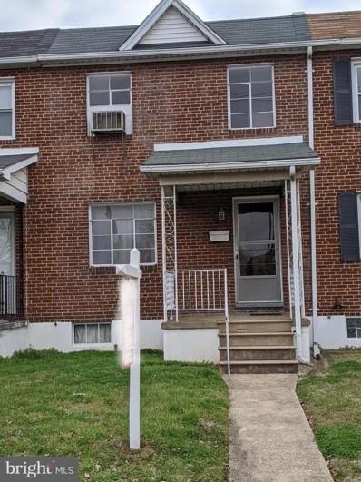 2013 Dundalk Avenue, Baltimore, MD 21222 - #: MDBC488682