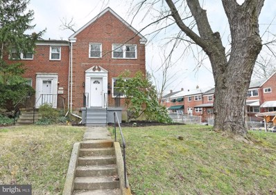 1012 Sanbourne Road, Baltimore, MD 21207 - #: MDBC489232