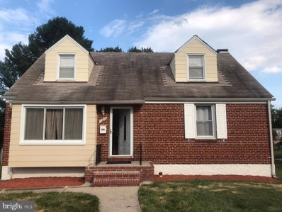 3303 Mayfair Road, Baltimore, MD 21207 - #: MDBC489586