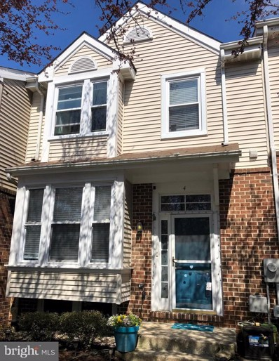 4 Knights Court, Reisterstown, MD 21136 - #: MDBC490104
