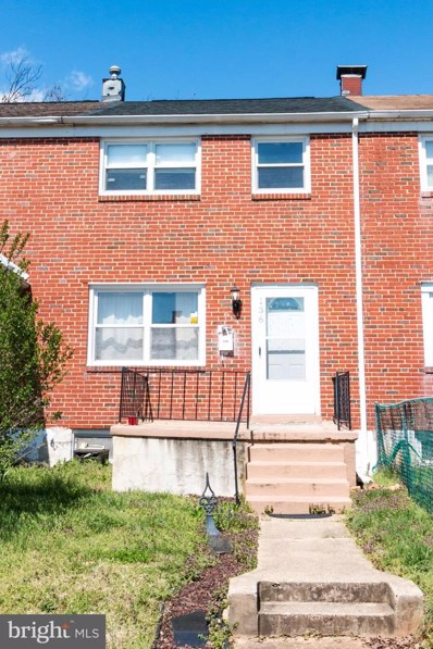 136 Bladen Road, Baltimore, MD 21221 - #: MDBC490304