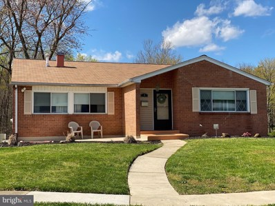 6 Undercliff Court, Baltimore, MD 21208 - #: MDBC490384
