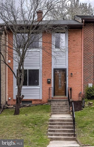 4 Bideford Court, Baltimore, MD 21234 - #: MDBC490462
