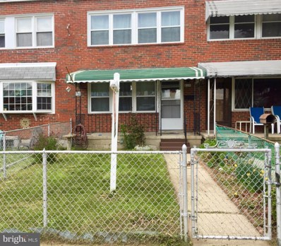 8124 Mid Haven Road, Baltimore, MD 21222 - #: MDBC490590