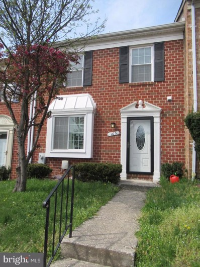105 Courtland Woods Circle, Baltimore, MD 21208 - #: MDBC490948