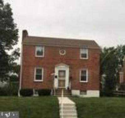 7010 Concord Road, Baltimore, MD 21208 - #: MDBC490972