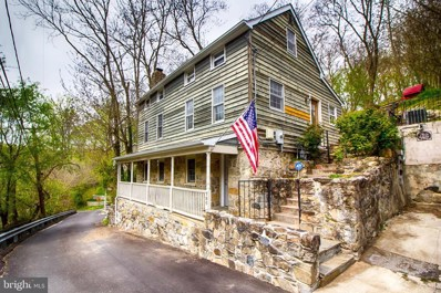 786 Hollow Road, Ellicott City, MD 21043 - #: MDBC491456