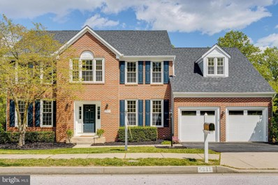 5911 Foxhall Manor Drive, Baltimore, MD 21228 - MLS#: MDBC492032