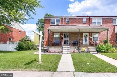 1023 Foxwood Lane, Baltimore, MD 21221 - #: MDBC492306