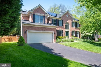 4 Crestleigh Place, Lutherville Timonium, MD 21093 - #: MDBC493060
